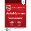 Watchdog Anti-Malware - 1 Year, 5 PC (Download)