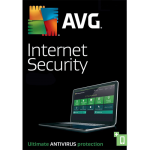 AVG Internet Security 1 year, 3 PC