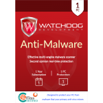 Watchdog Anti-Malware - 1 Year, 1 PC (Download)